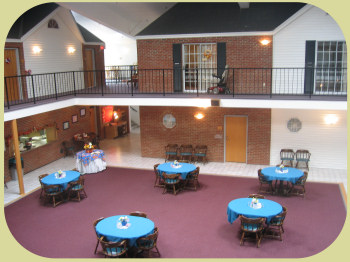 SkyLight Dining Hall